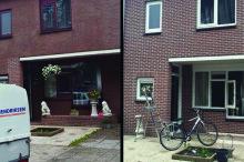 Gevelrenovatie Arnhem