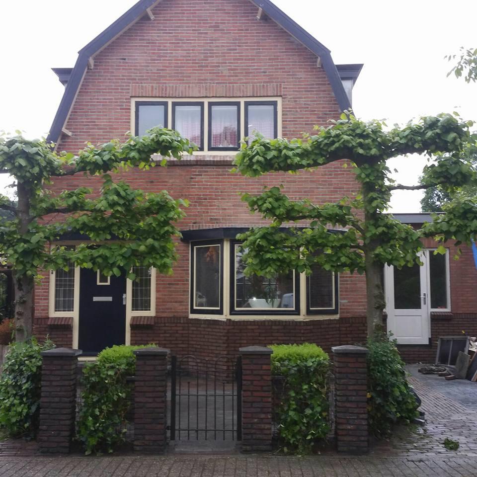 Renovatie woning Maartensdijk