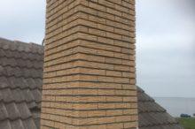 Opnieuw metselen schoorsteen